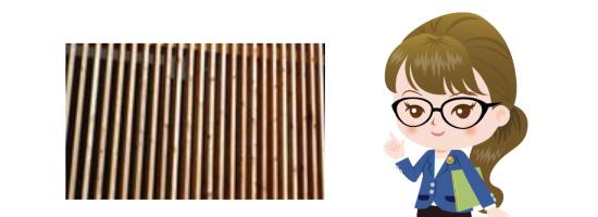 木のルーバーを設置する注意点