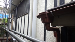 外壁の貼り替えのカバー工法には空気層を作る下地組みが大事!